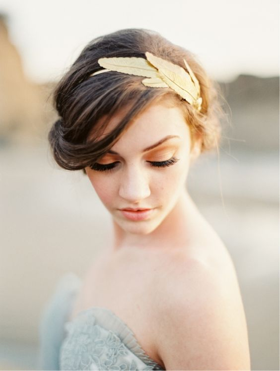 headband wedding guest