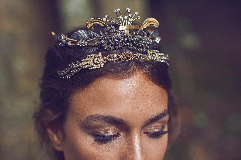 coronas novias coronas 2018