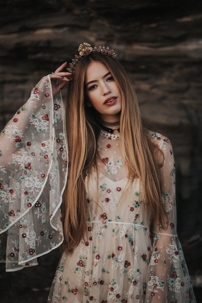 coronas novias coronas novias tendencia nupcial 2018