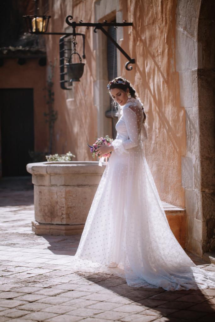 vestido novia estrellas marta marti
