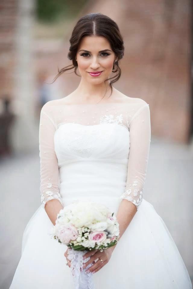 colorete novia