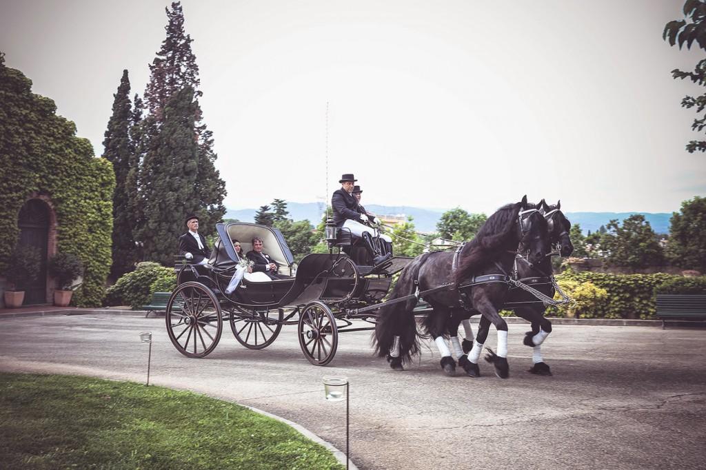 transporte coche bodas