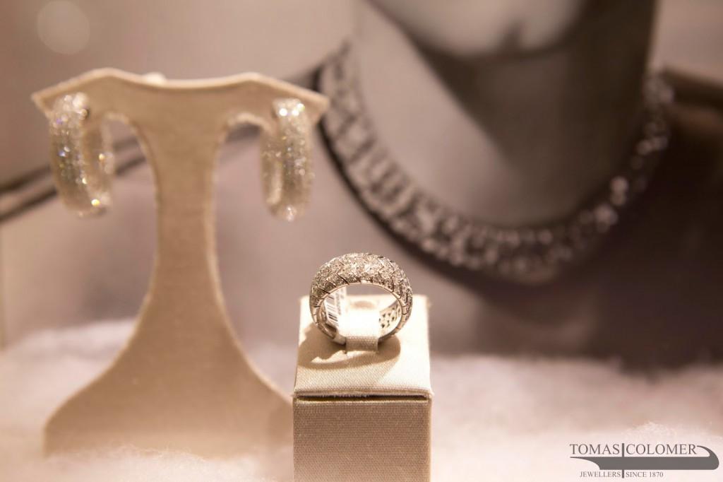 diamantes joyeria Tomas Colomer