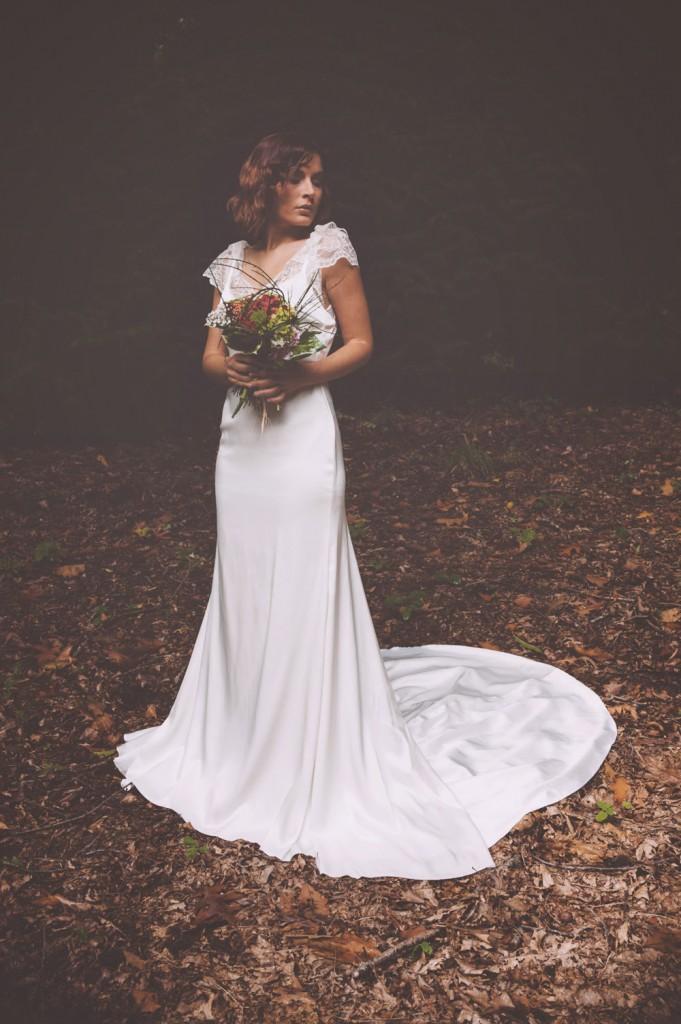 vestido novia bouret