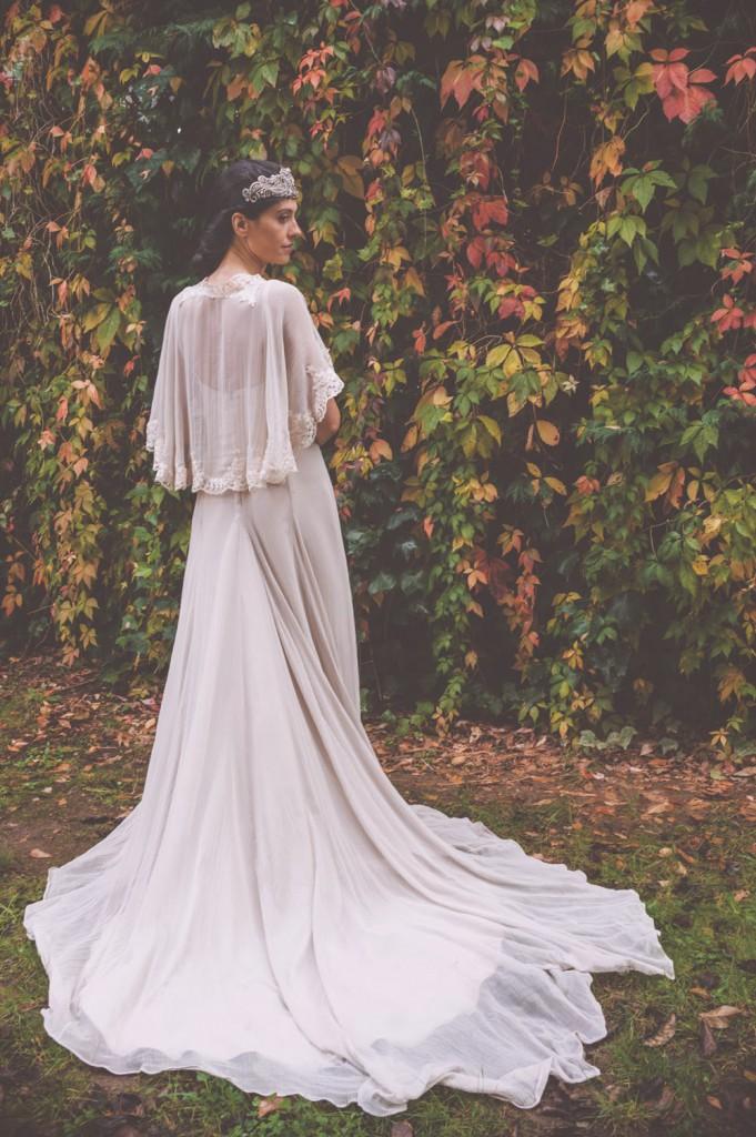 vestido de novia bouret