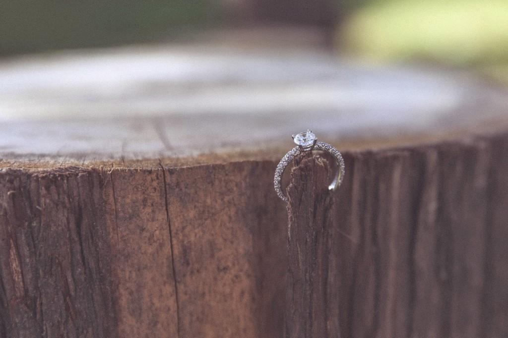 solitario diamantes boda