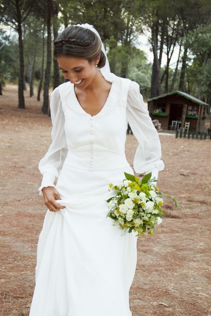 Isabel vestidos de novia