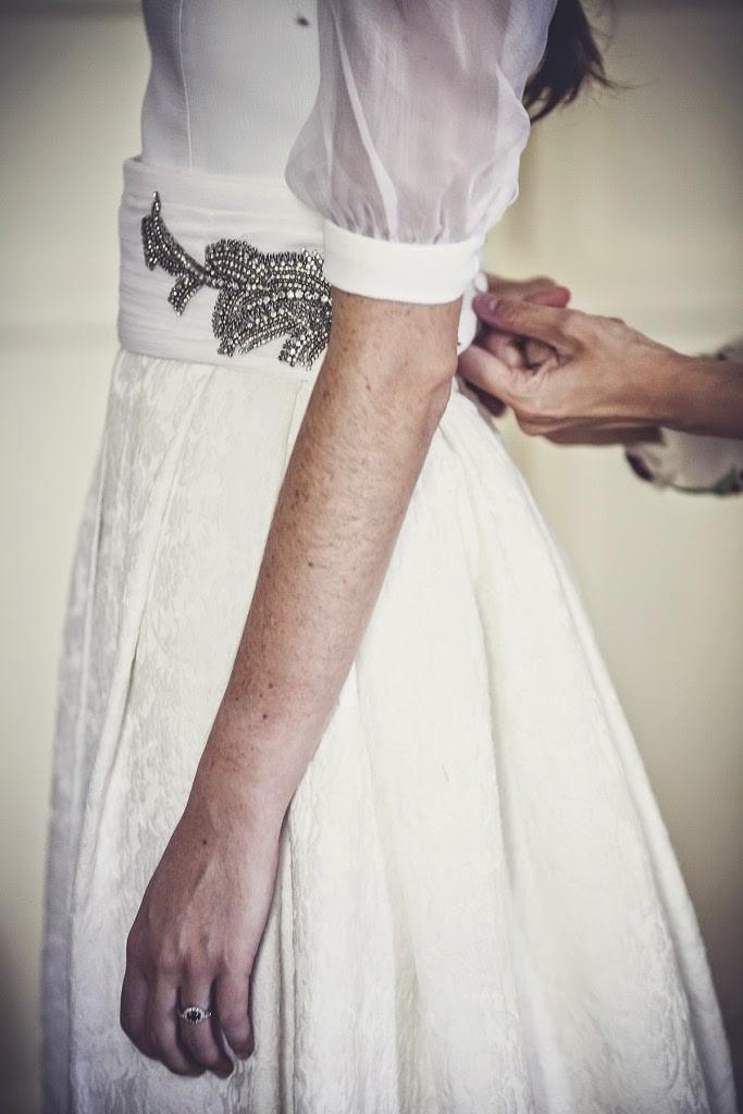Precios vestidos de novia isabel nunez