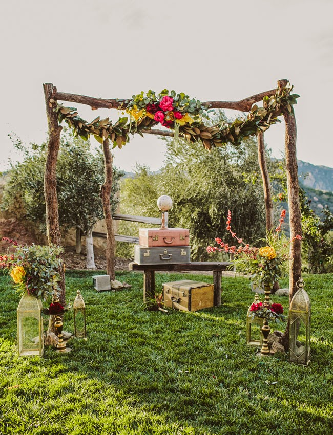 altar aire libre