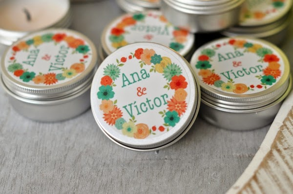 personalizacion velas boda alegna secret