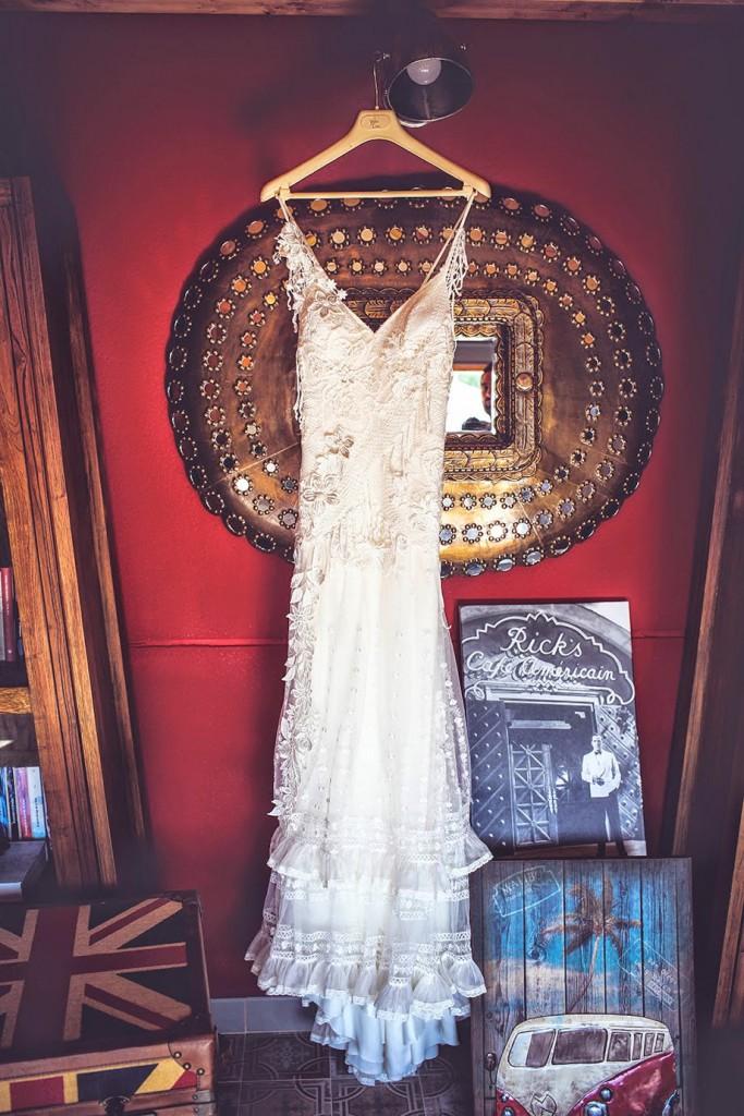 vestido novia yolancris