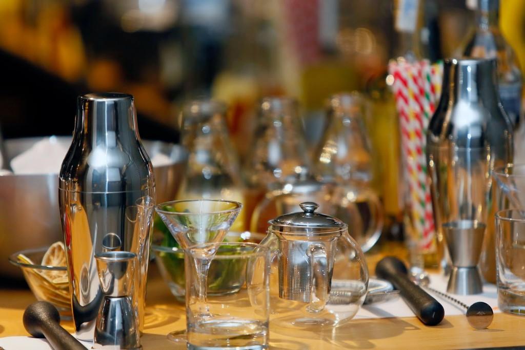 taller cocteles fizz bartenders