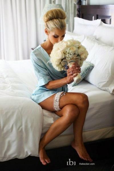 novia boudoir