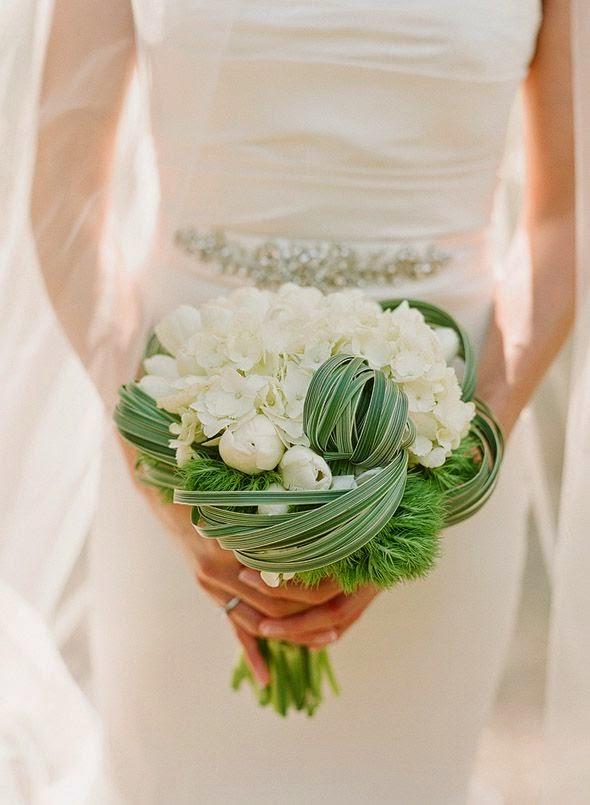 ramo novia plantas