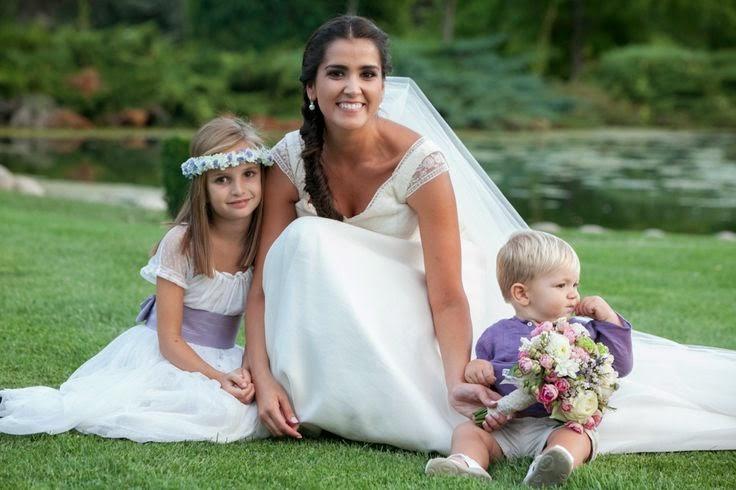 pajes boda