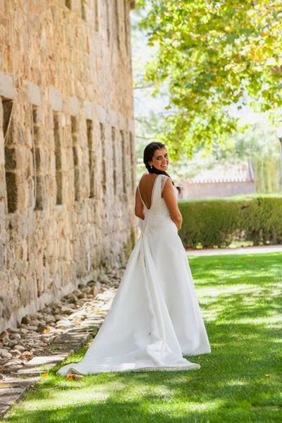 vestido novia MAdrid