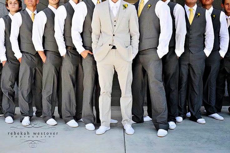 f70816997c Dress code para el padrino y los testigos - Quiero una boda perfecta ...