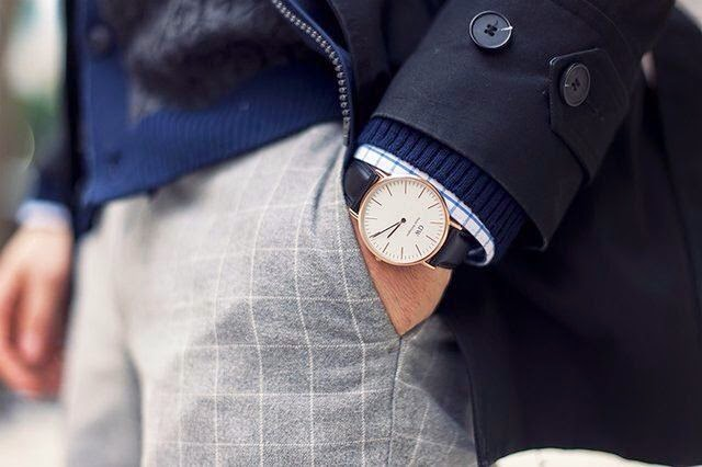 reloj daniel wellington idea novio