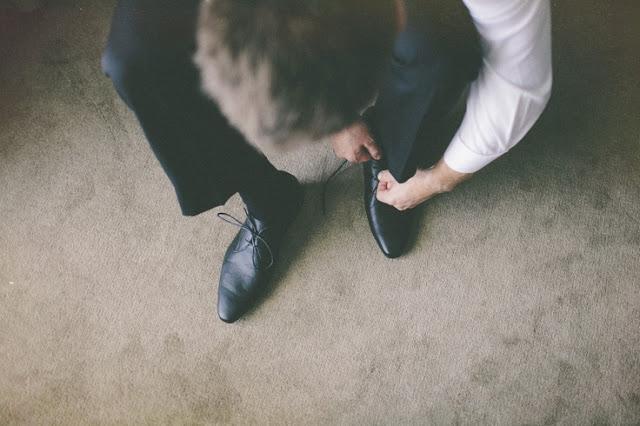 consejos zapatos boda novio