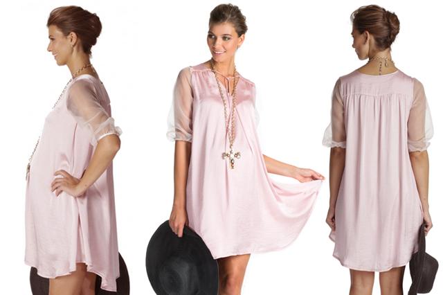 3323c6c3f Vestidos premamá ideales para ir de boda - Quiero una boda perfecta ...