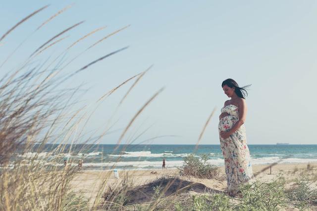 blogger embarazada