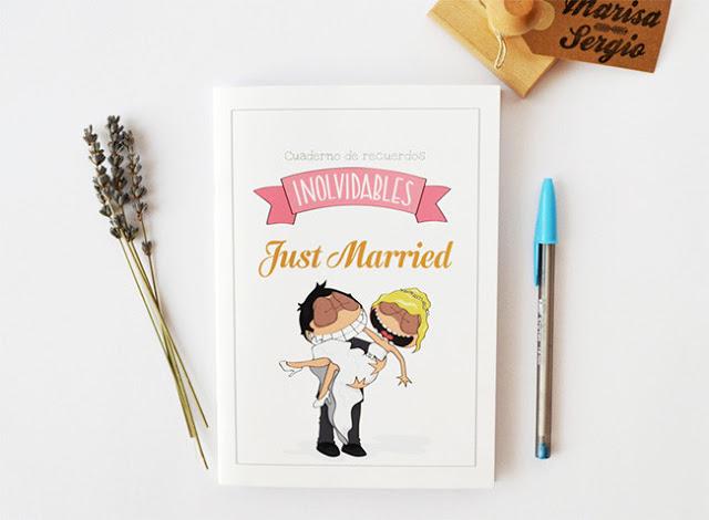 capsula del tiempo just married