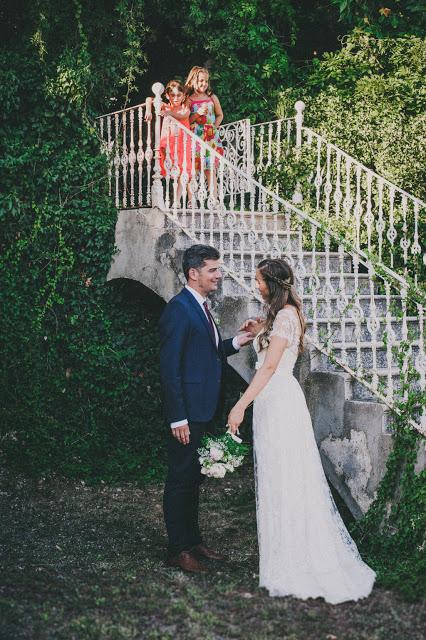 boda hecha a mano