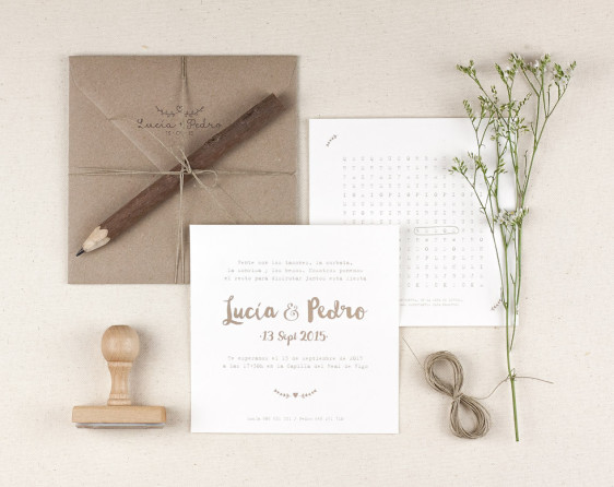 invitacion boda sopa de letras