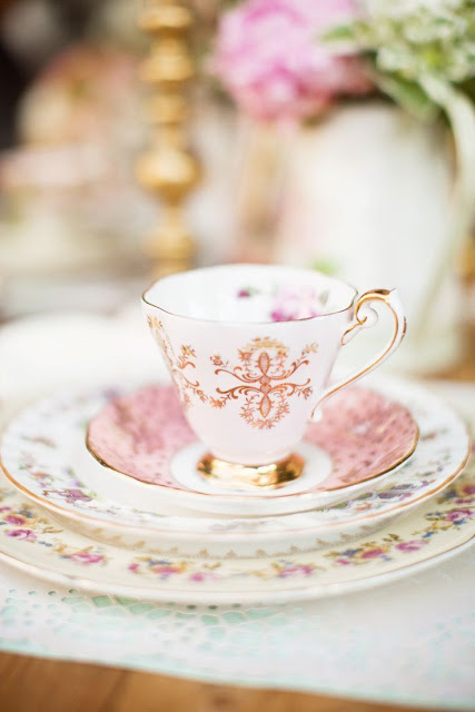 decoracion boda rosa cuarzo