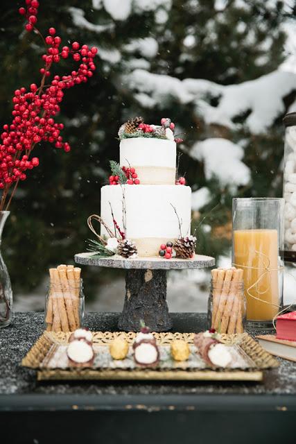 mesa dulce navidad