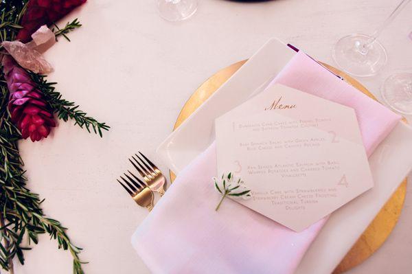 menu boda rosa cuarzo
