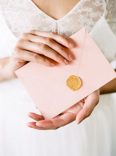 invitacion boda rosa cuarzo