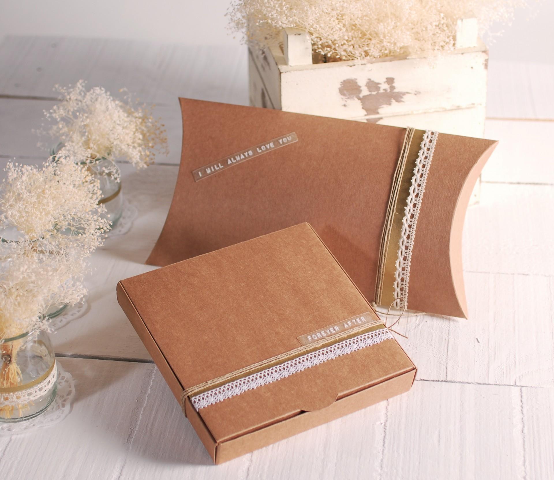 cajas carton detalles boda