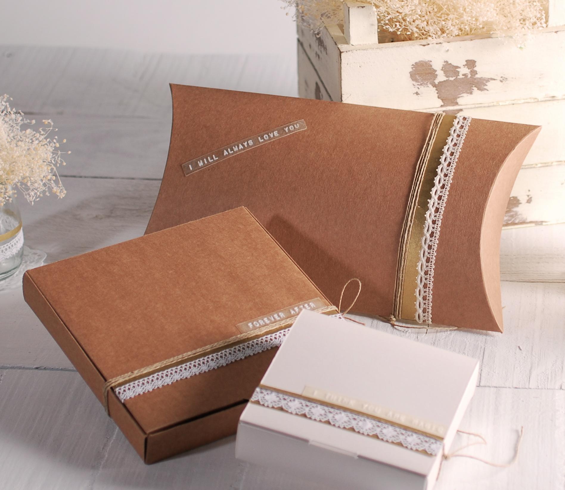 ideas bodas packaging