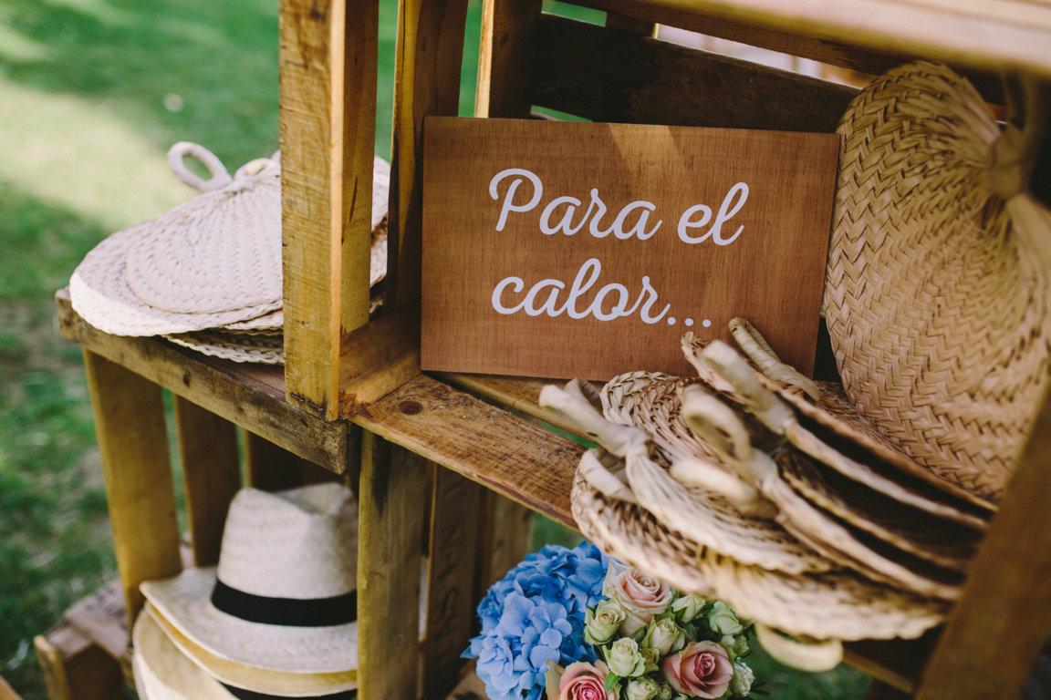 maderas mensajes boda