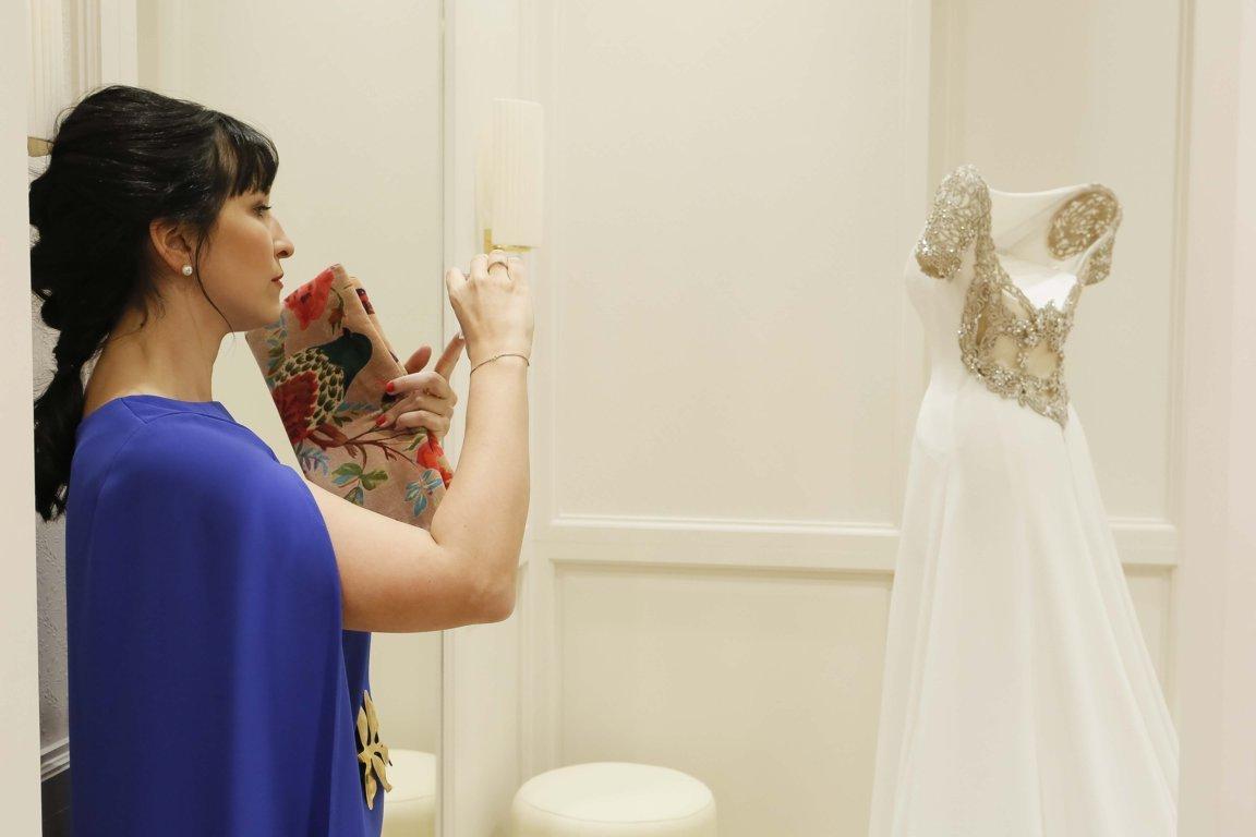 peluqueria maquillaje novias oui novias evento pronovias