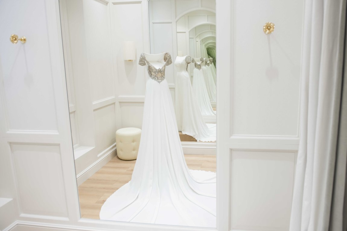 vestidos novia pronovias