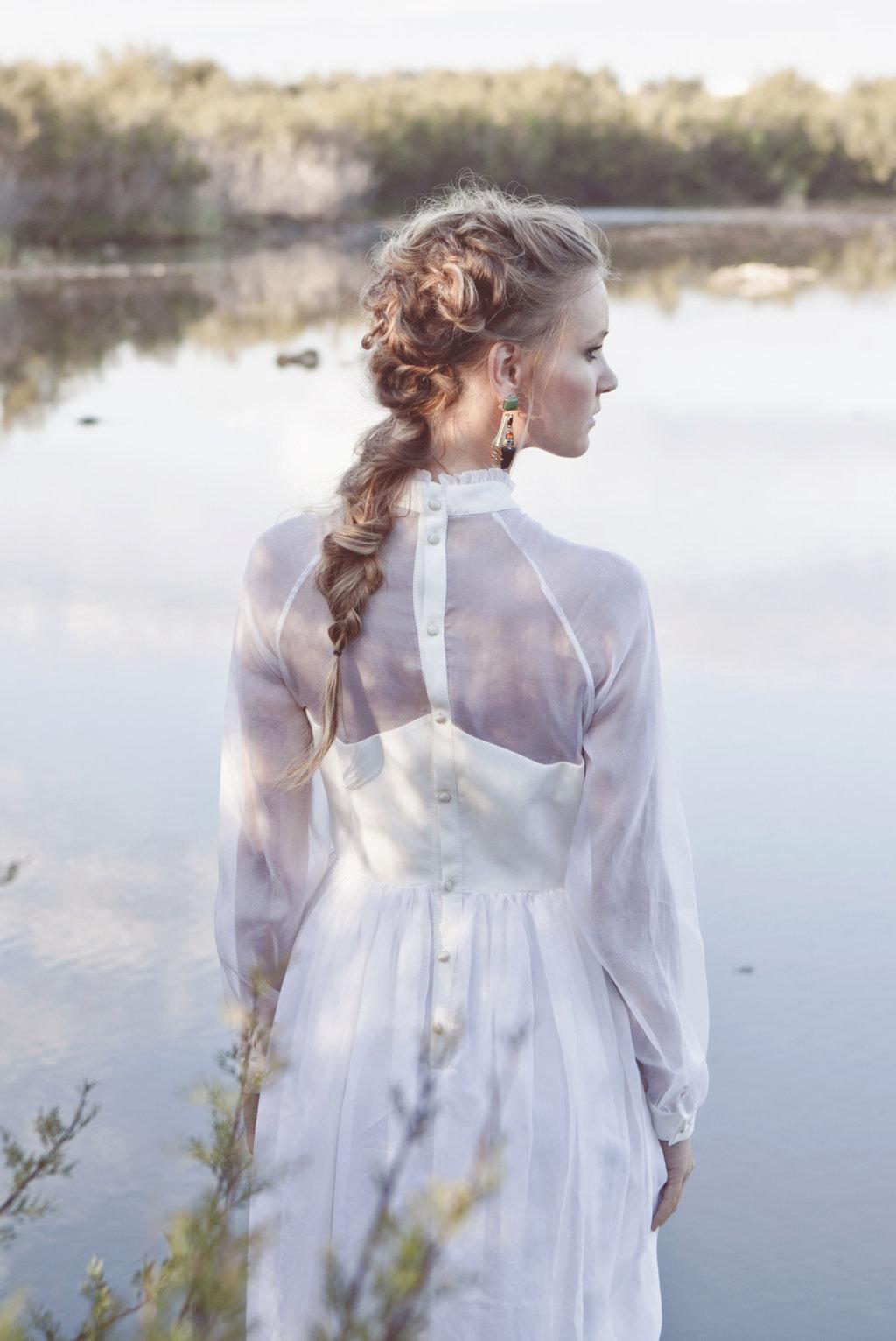 vestido novia cristina pina