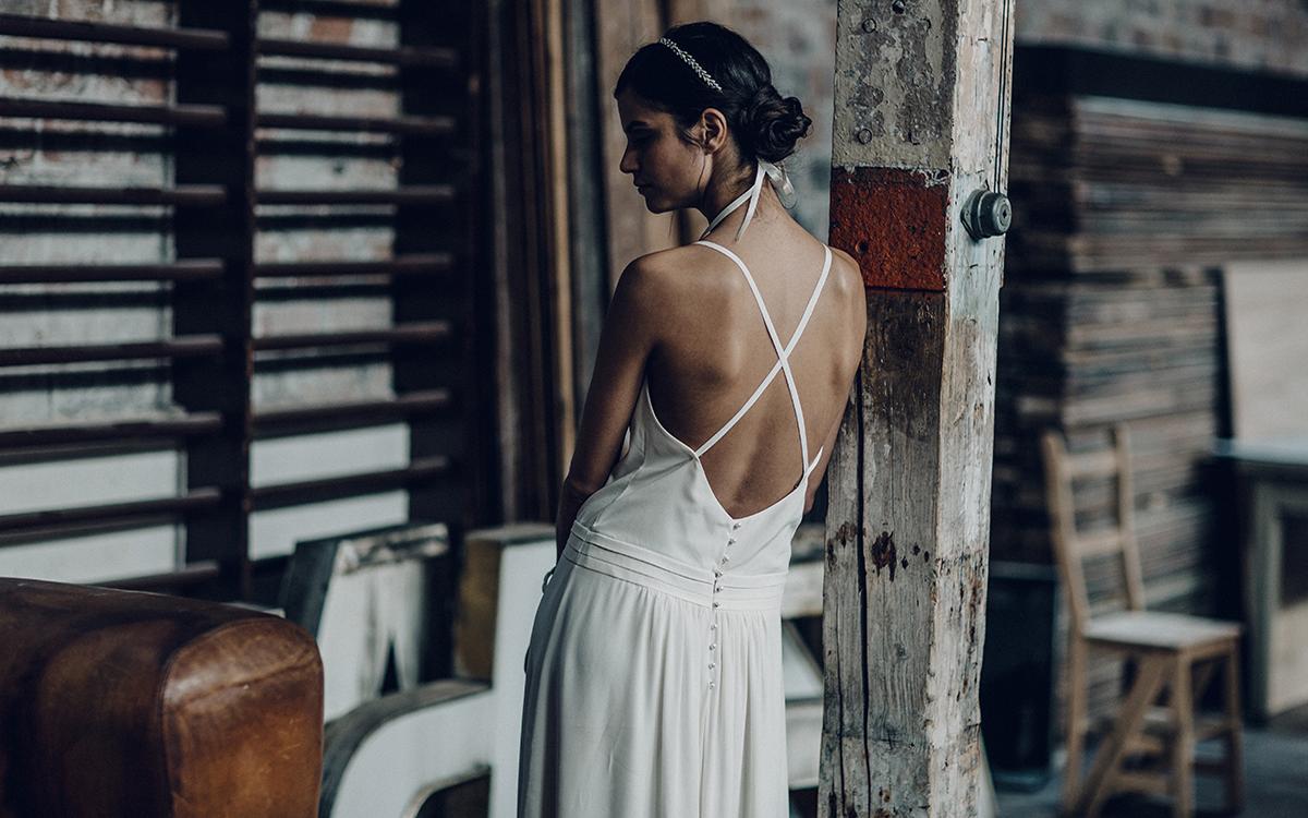 vestido de novia laure de sagazan
