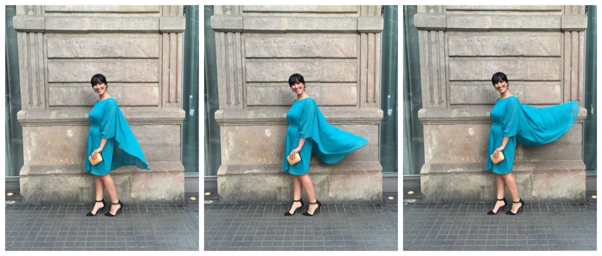 24fab vestido con capa