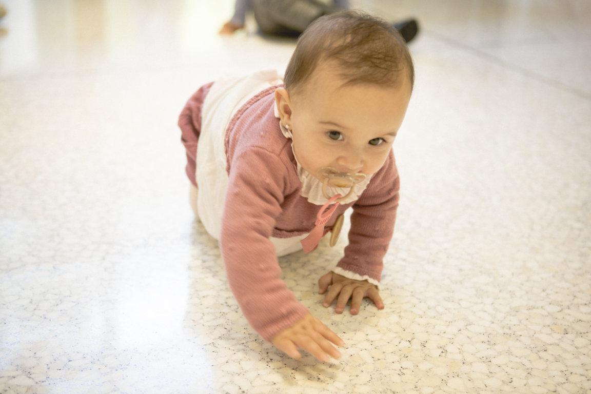 bebe 9 meses mama blogger