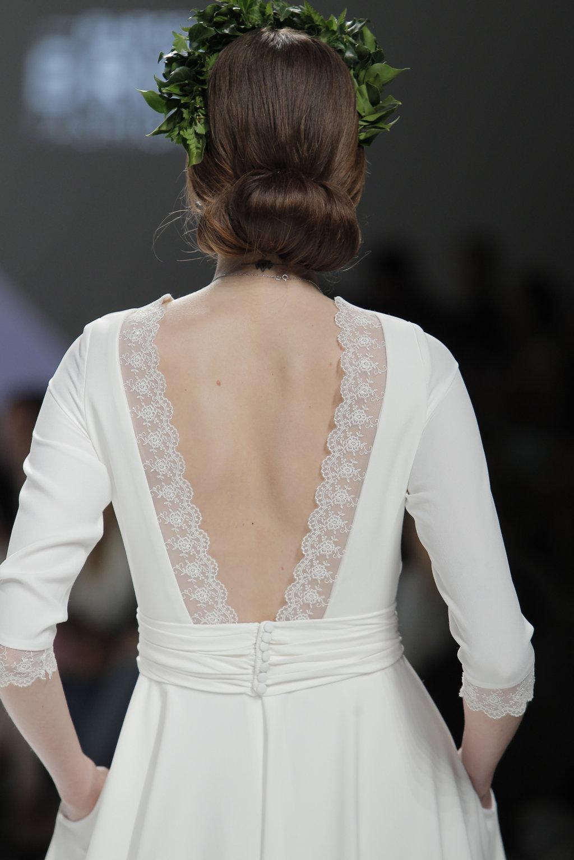 vestidos de novia cristina tamborero 2017