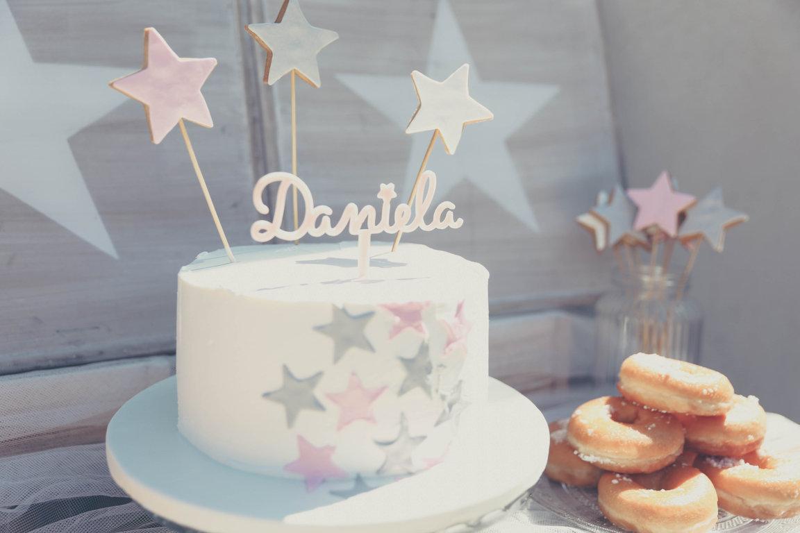 naked cake estrellas indicakes