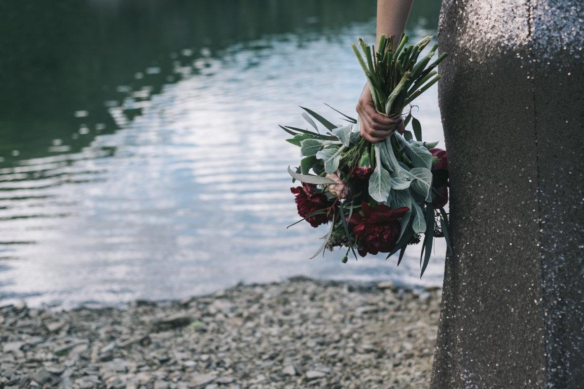 ramo novia peonias studio floral