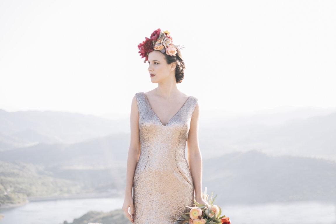 corona peonias novia studio floral