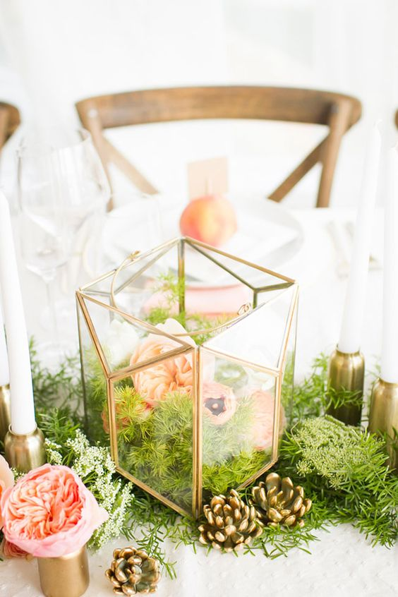 terrarium wedding