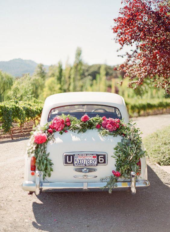 coche epoca bodas alquiler