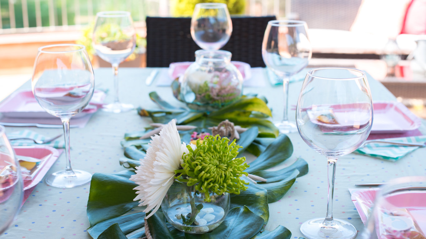 mesa tropical wedding senses