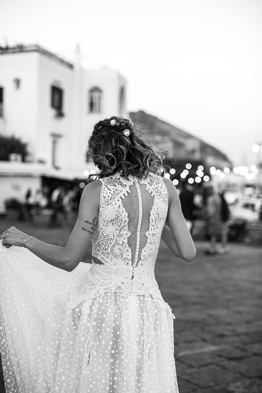 vestido novia tul yolan cris