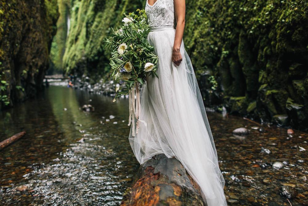 faldas de tul boda